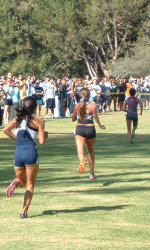 LMU Women, 49er Men Dominate XC Meet