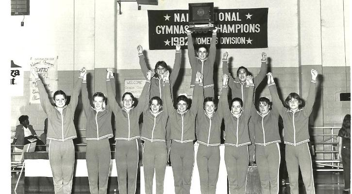 Georgia College Gymnastics 1969-1991