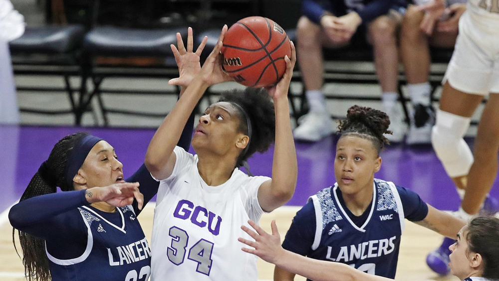 This Week in WAC Women's Basketball - Jan. 29