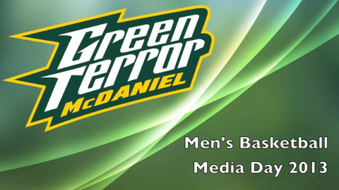 2013-14 Men's Basketball Media Day