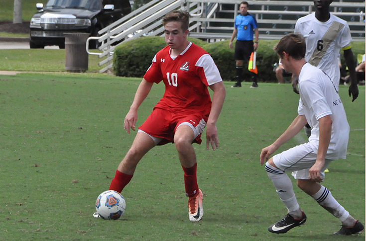 Men's Soccer: Panthers fall 3-2 in overtime to N.C. Wesleyan