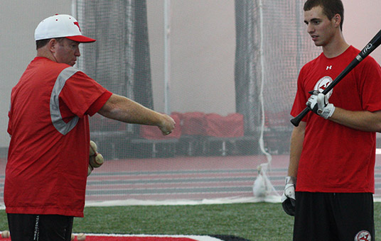 Penguins Baseball Coaches to Offer Fall Showcase Camps