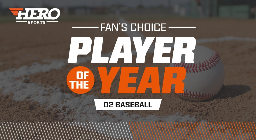 Vote for Hero Sports Fan Choice Player of the Year