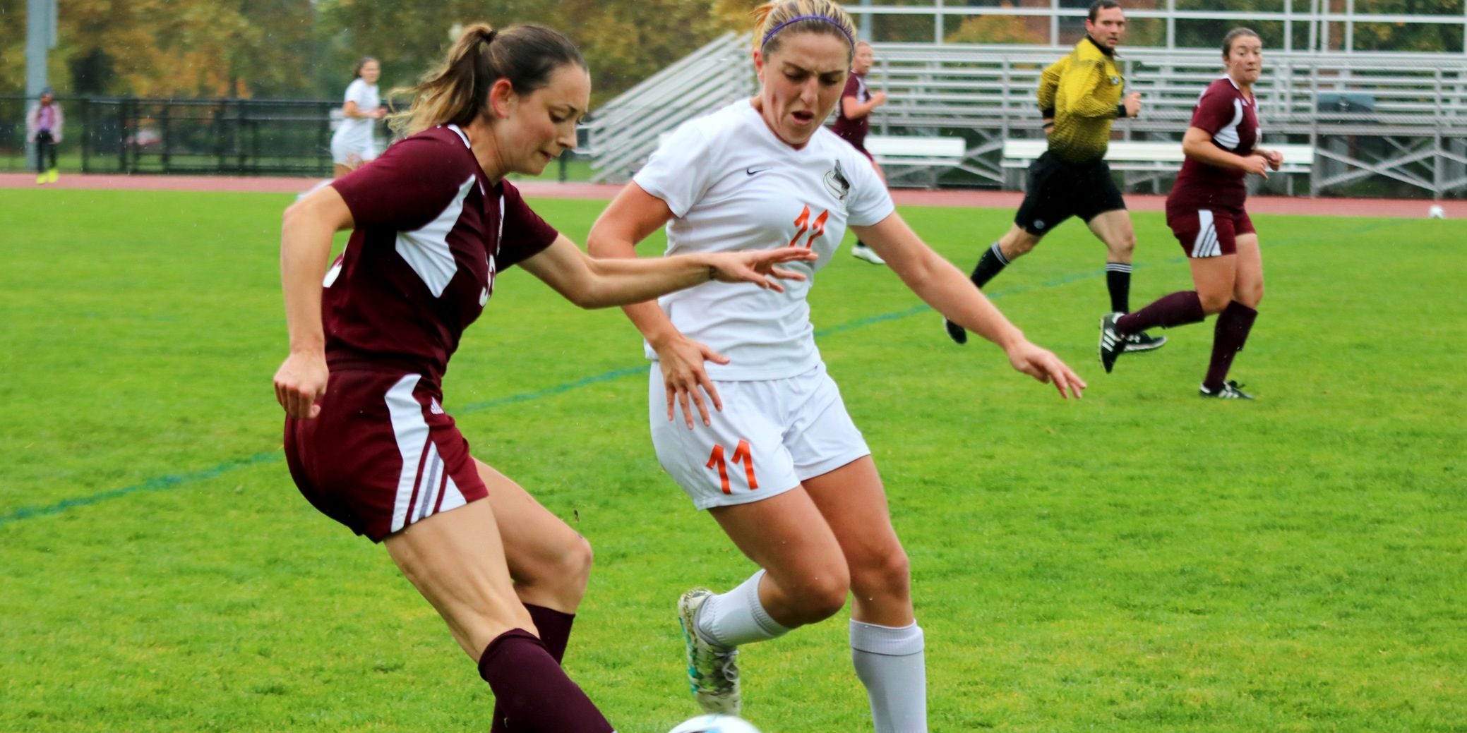Pios have tough outing at Puget Sound
