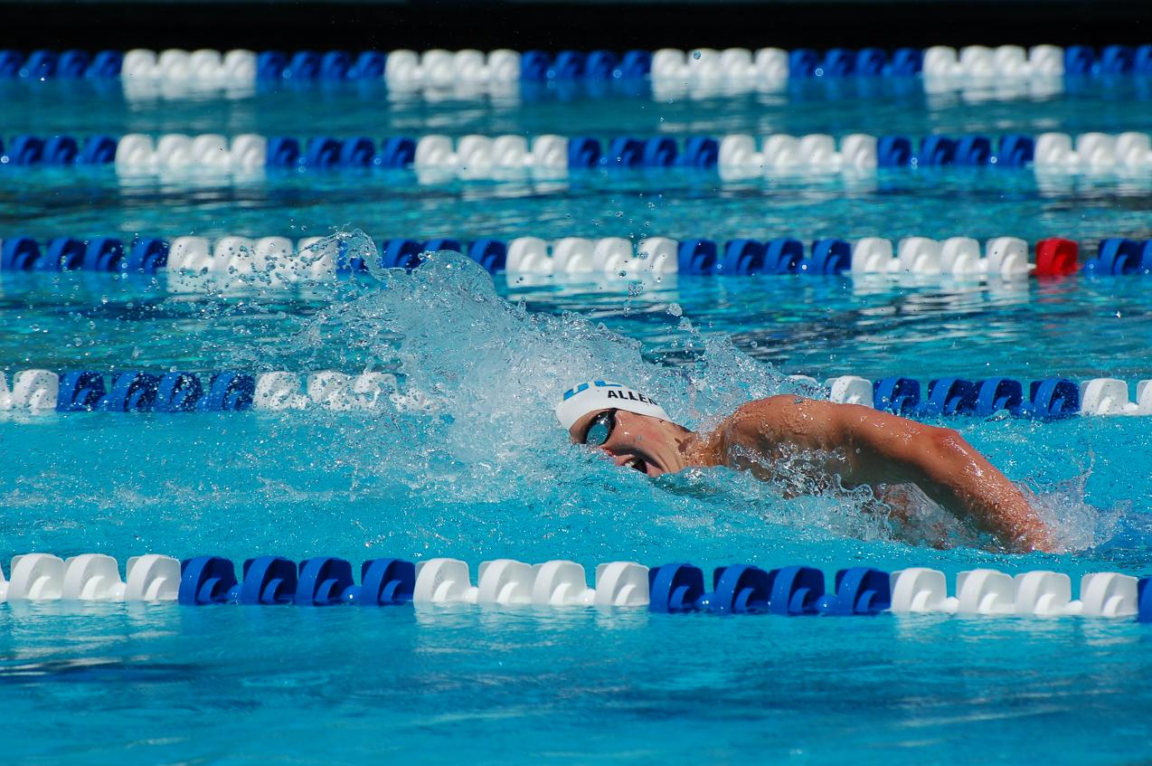 Allen Completes 2nd Day at NCAA Championships