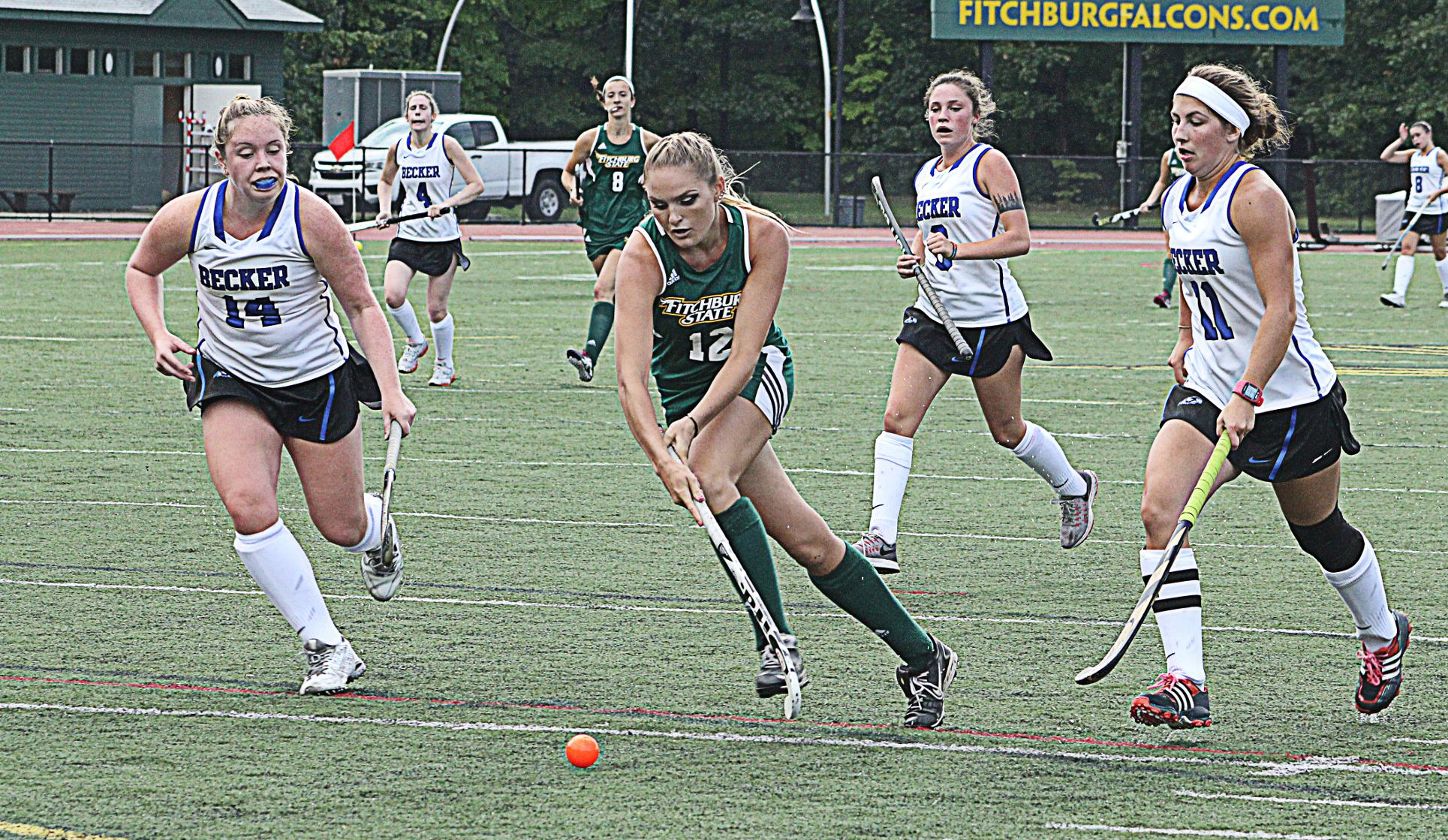 Fitchburg State Cruises Past Becker, 5-1