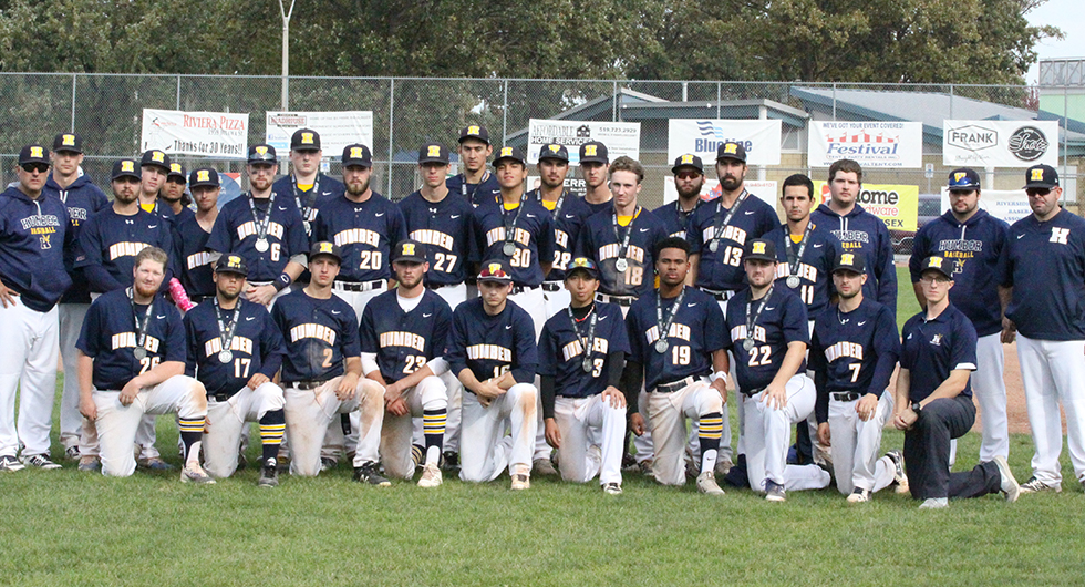 BASEBALL WINS PROGRAMS FIRST OCAA SILVER MEDAL
