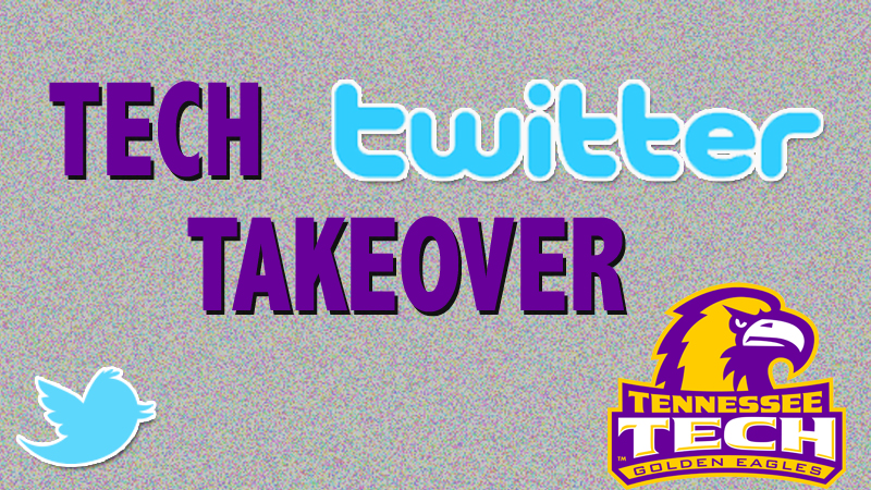 Let's try this again...Tech Twitter Takeover by Golden Eagle student-athletes