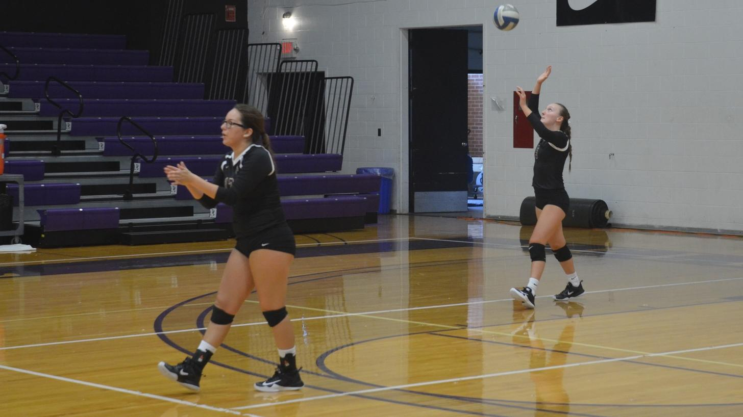 Defiance Volleyball Spikes Mt. Saint Joseph to Remain Perfect in the HCAC