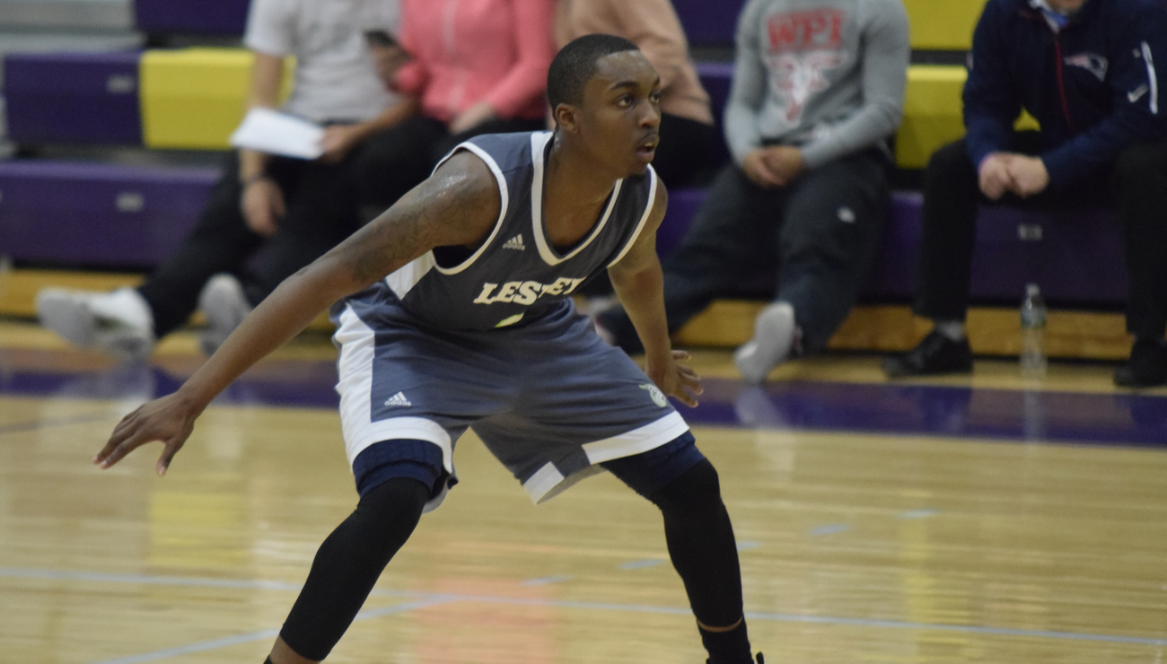 Men's Basketball's Win Streak Snapped by Mt. Ida