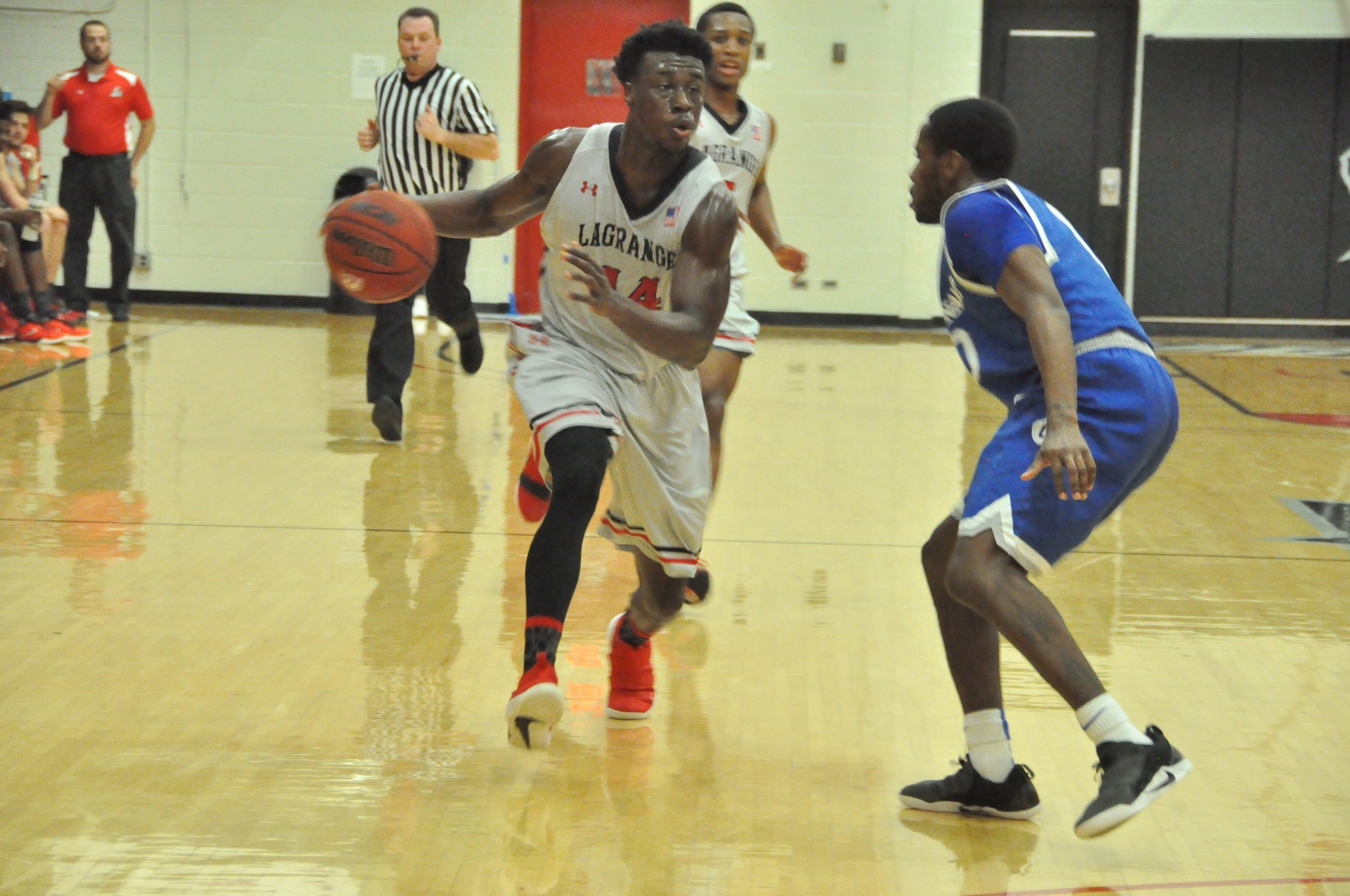 Men's Basketball: Panthers beat Averett 91-76 for fifth straight win