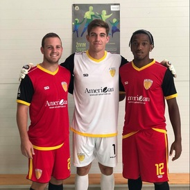 Cappuccitti, Ingram, and Roessler Showcase Forester Soccer in Croatia