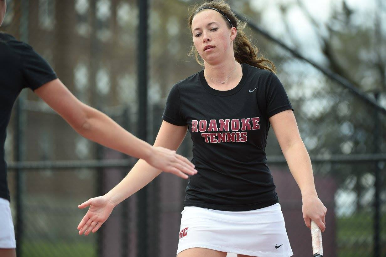 Women's Tennis Drops 6-3 Decision to Randolph