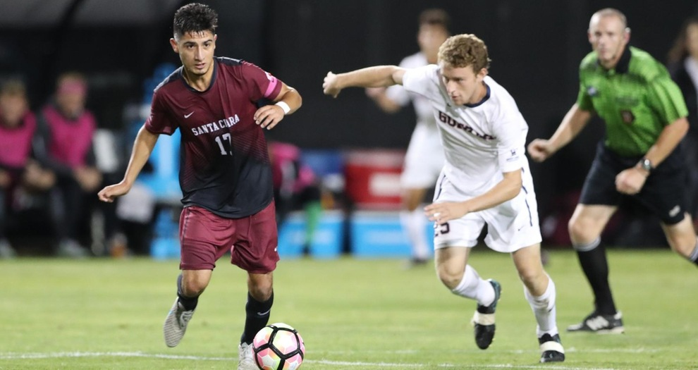 Season Opens at Home for Men's Soccer Friday with No. 6 Maryland