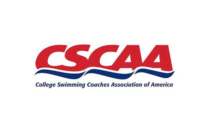 Four swimmers receive All-American awards
