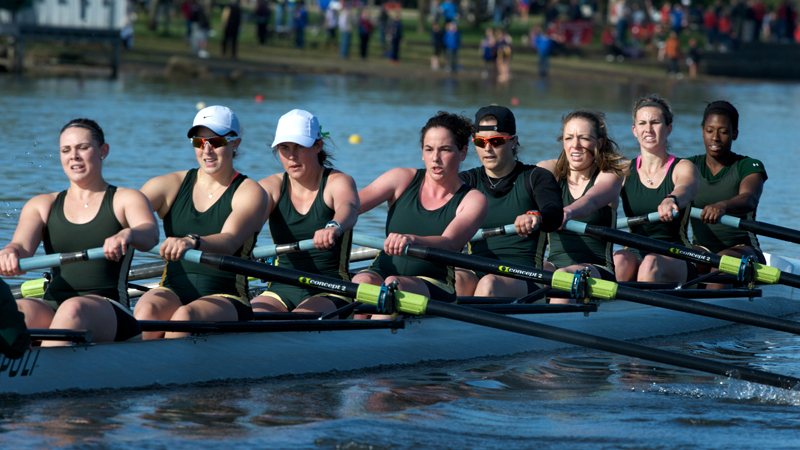 ROWING SEEKS FOURTH CONFERENCE TITLE IN SEVEN YEARS THIS WEEKEND AT THE WIRA CHAMPIONSHIPS