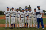 Gauchos Fall to No. 1 UC Irvine, 15-3