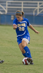 Gauchos Travel to Stanford for First Round of NCAA Women's Soccer Tournament