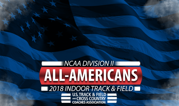 Three SVSU Track and Field Members Earn USTFCCCA First Team All-American Accolades