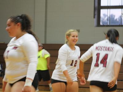 Women's Volleyball: Win steak ended by Northampton Community College