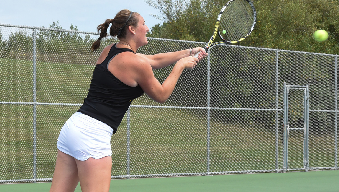 Ferris State Wraps Up Regional Crossover With Women's Tennis Setback To Lewis