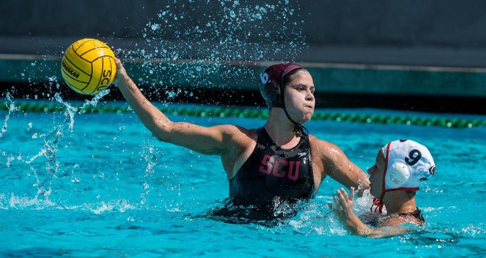 Eight Women's Water Polo Players Recognized by GCC for Academic Success