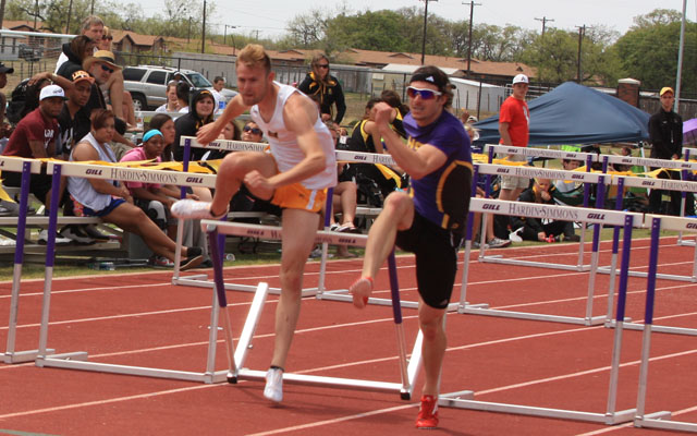 2013 ASC Track and Field Championships