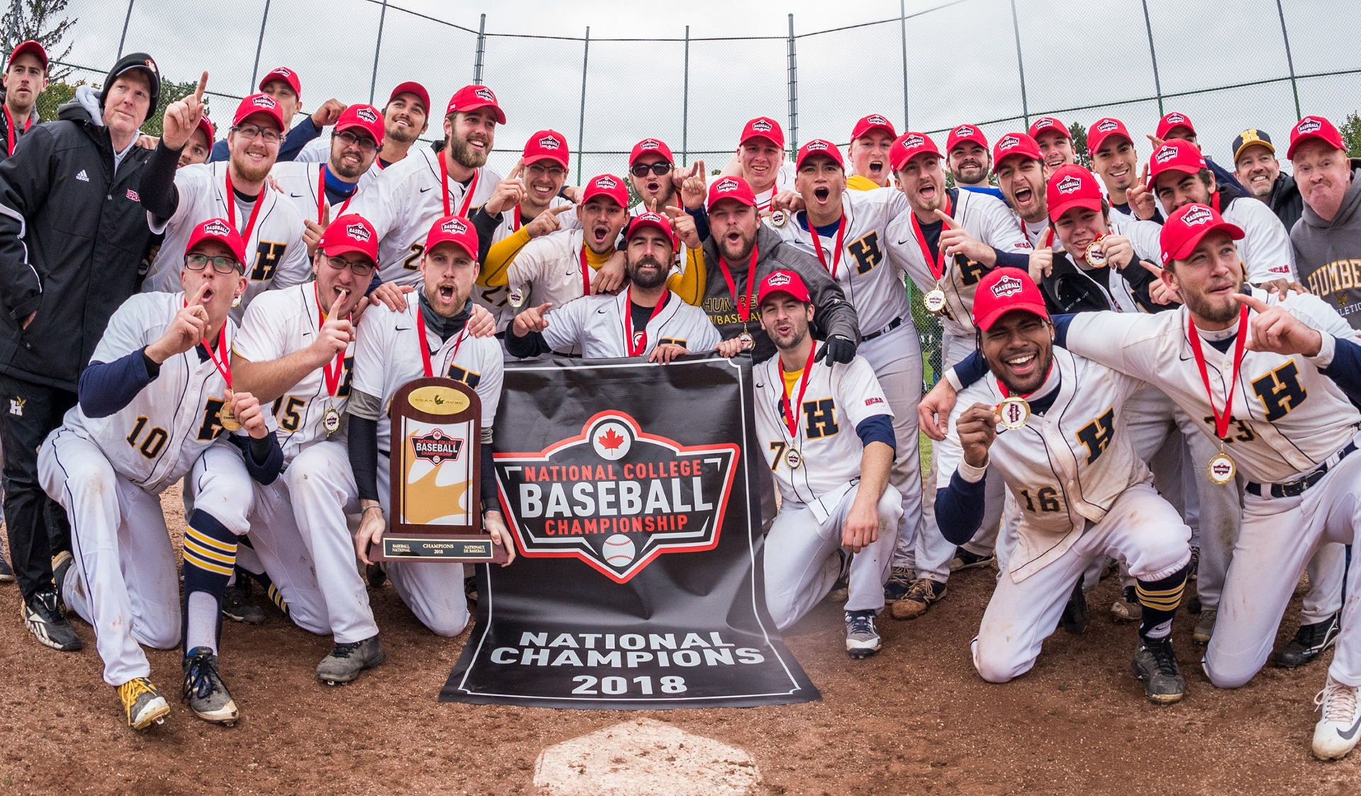 HAWKS WIN THEIR FIRST NCBC NATIONAL CHAMPIONSHIP WITH 7-3 WIN OVER ST. CLAIR