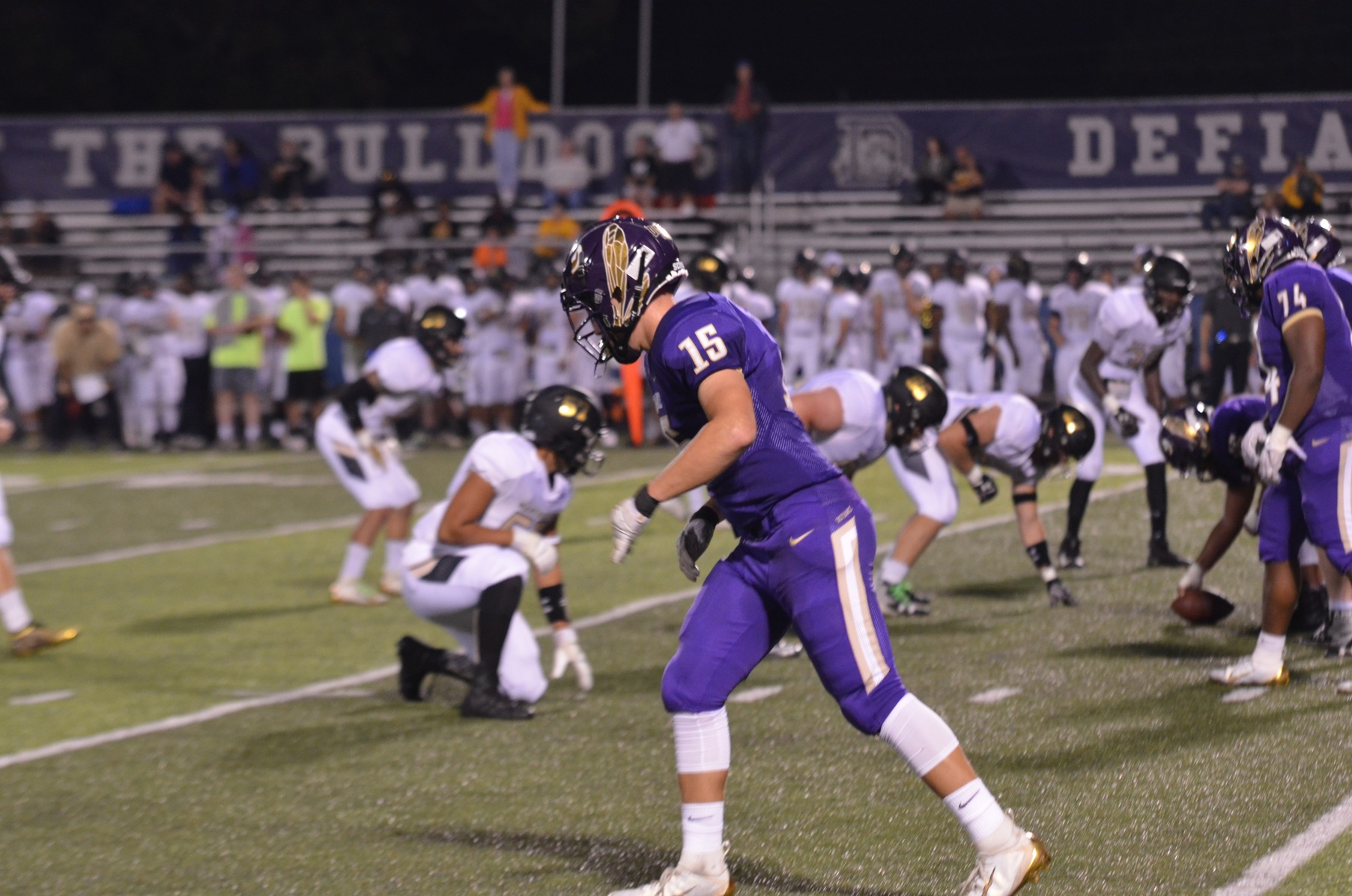 Football Loses in HCAC Action at Rose-Hulman