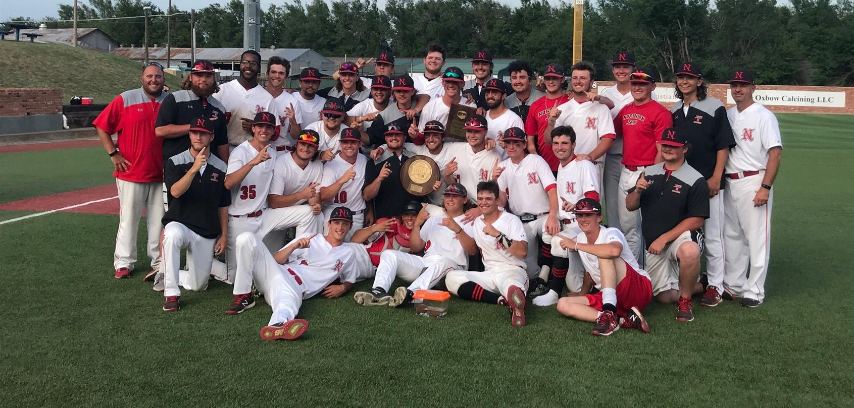 Jets Win OG&E Region 2 Championship & Punch Ticket to NJCAA World Series