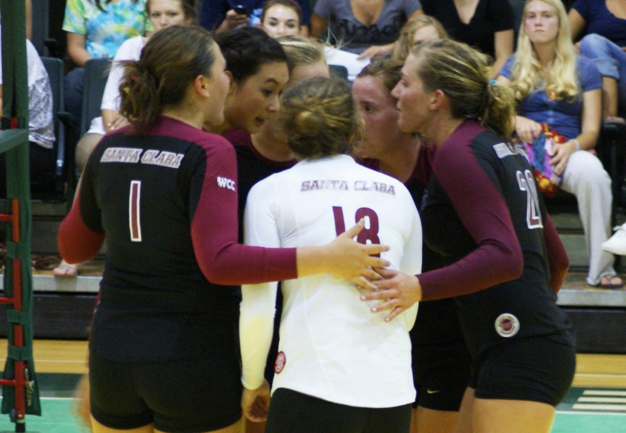 Volleyball Opens 2010 Home Slate on Friday vs. Portland State
