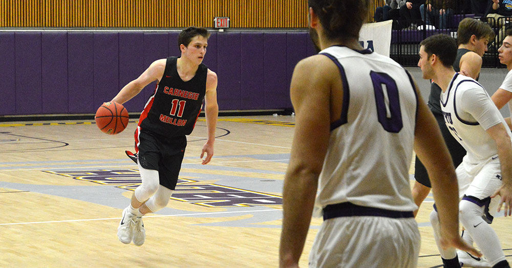 Tartans Fall on Road Trip to NYU