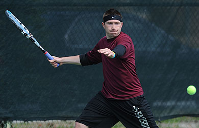 Sea Gulls fall to Mary Washington after weather forces matches inside