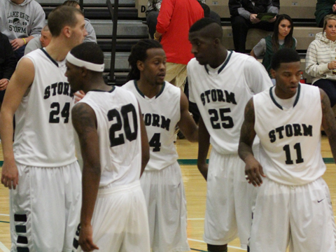 Storm Men Hold #5 Findlay in Check, but Fall Late to Visiting Oilers
