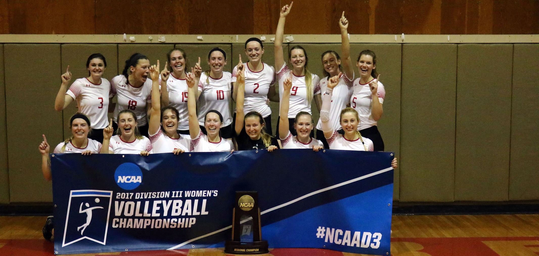 #3 Wittenberg Claims Regional Title and Spot in Elite Eight