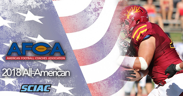 CMS: Wahl Named AFCA All-American