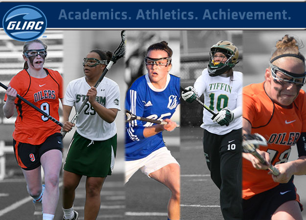 2015 All-GLIAC Women's Lacrosse Teams and Postseason Awards Announced