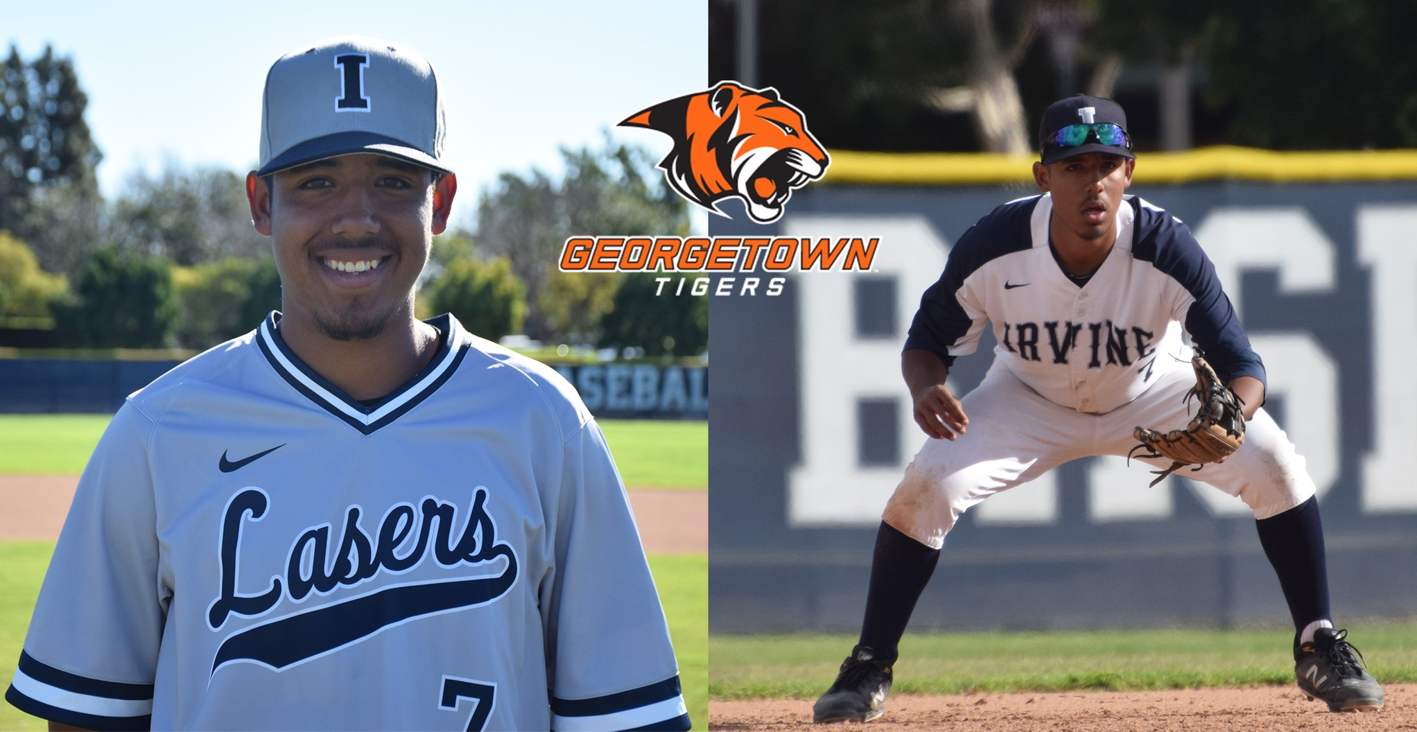 Baseball player David Rojas headed to Georgetown