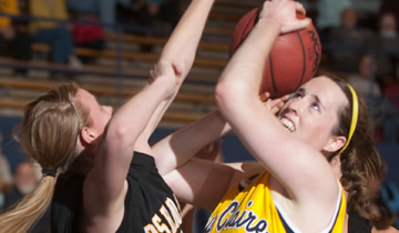 Women's Basketball Victorious in Conference Opener