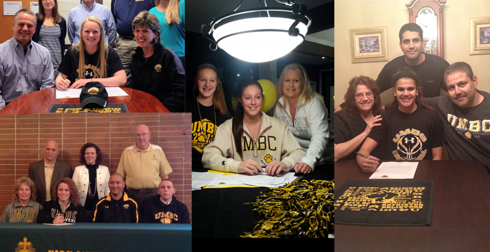 Stern Inks Four in Early Signing Period for Women's Basketball