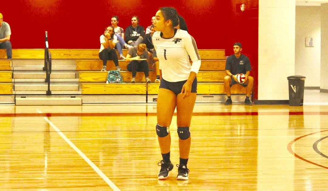 Volleyball Wins Third Straight Over Conference Foe Washington Adventist, 3-0