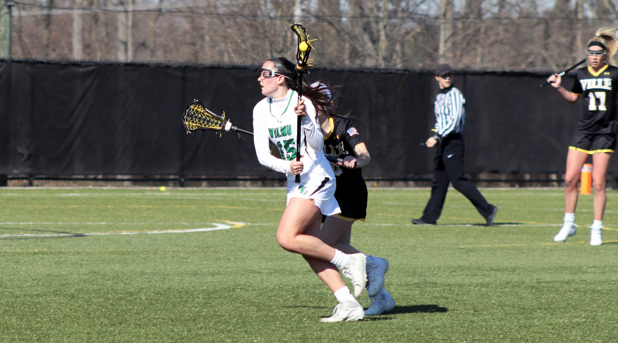 Copyright 2020. Wilmington University. All rights reserved. Photo by Laura Gil. February 22, 2020 vs. Millersville.