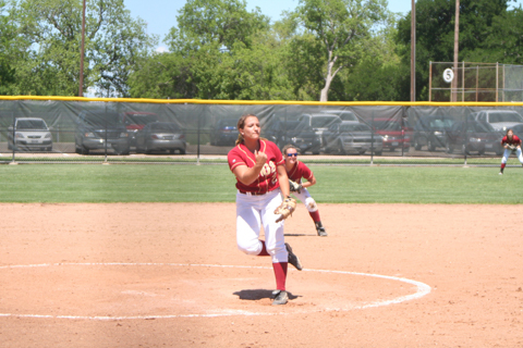 'Roo Softball Eliminated from SCAC Tournament