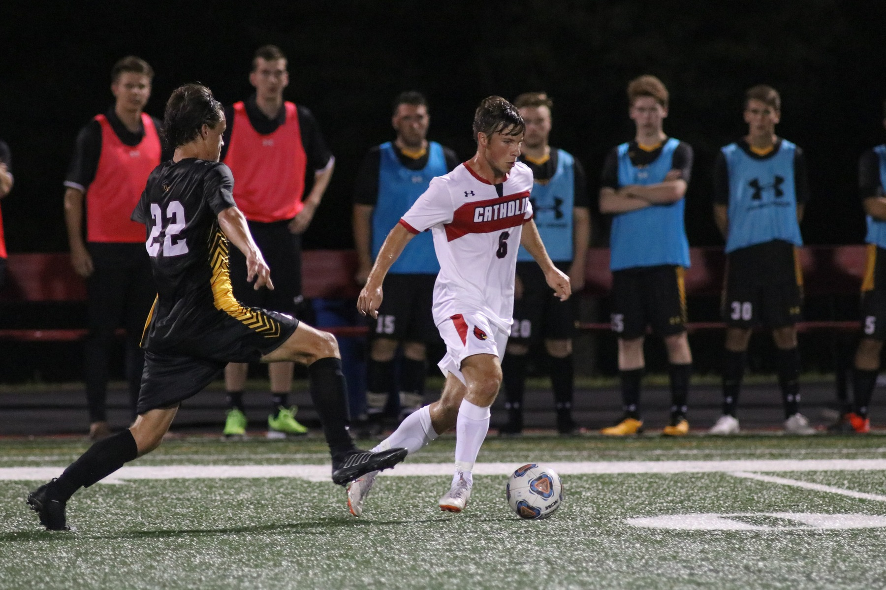 Meszaros Nabs First Goal in 2-1 Loss to Buffalo State