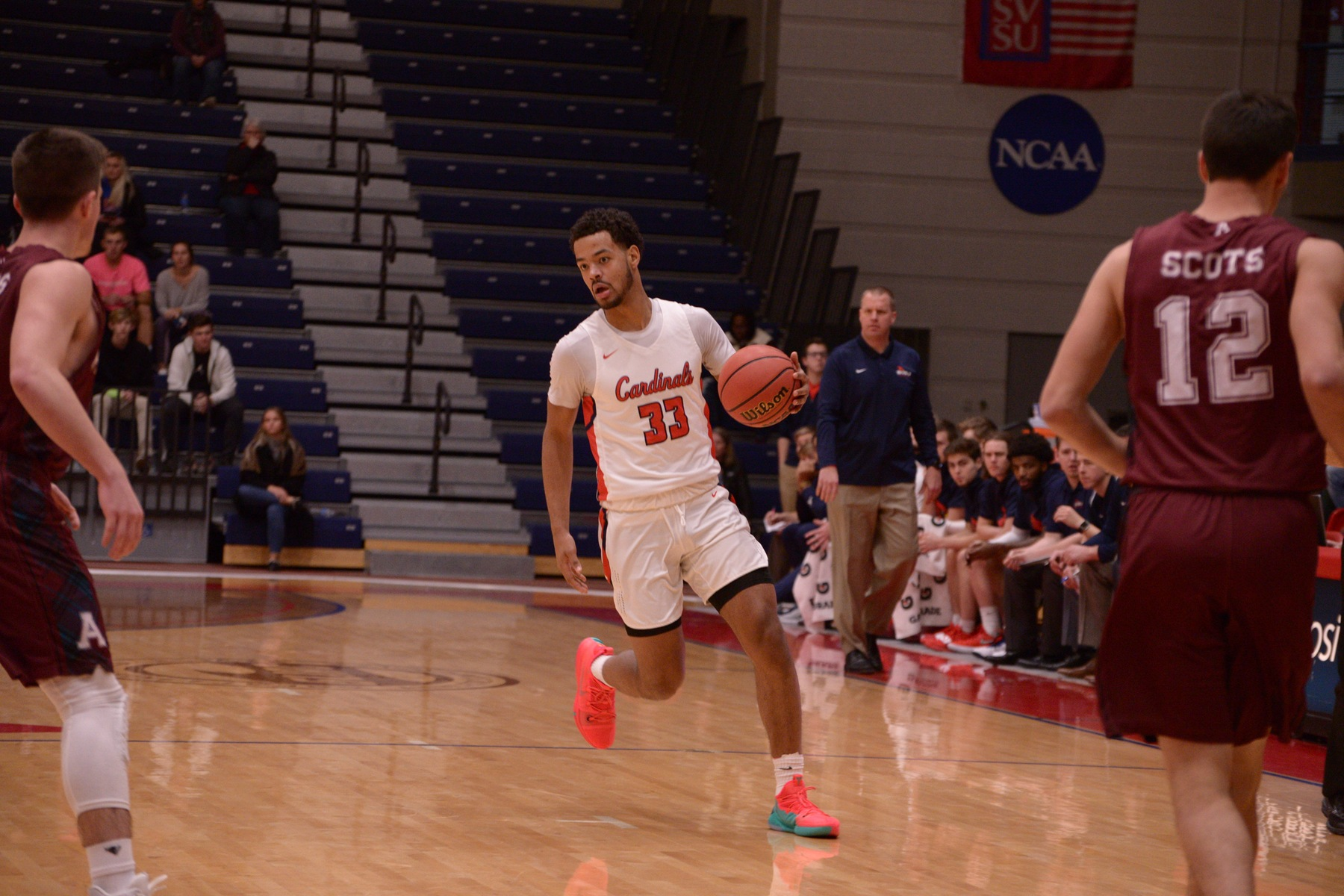 SVSU Men fall on the road at #23 Findlay in regional action