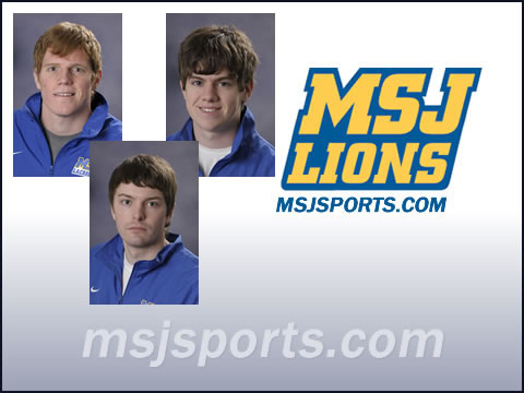 Lions' men's lacrosse team players awarded All-Academic status