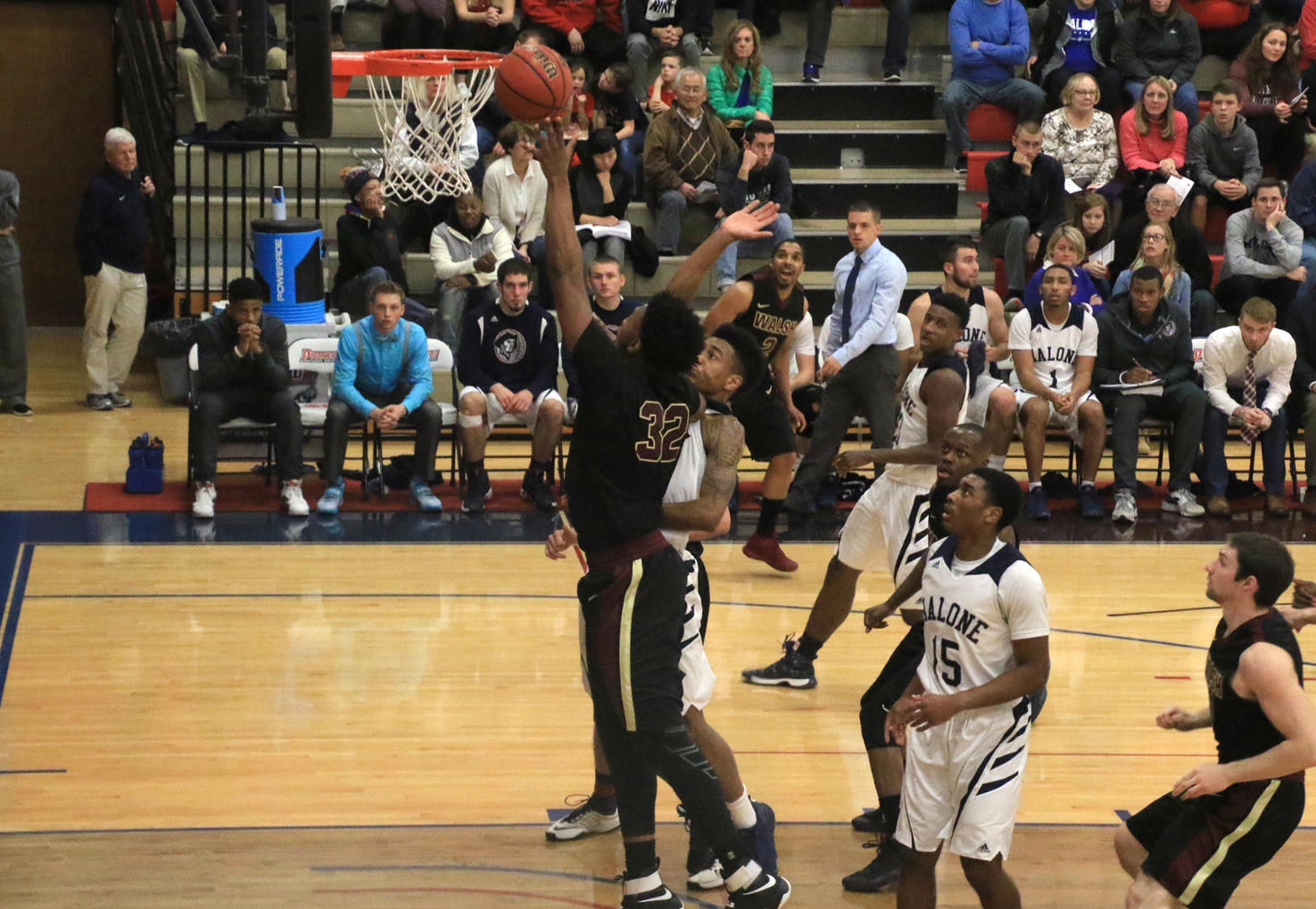 Walsh Drills Northwood 79-56 On Road