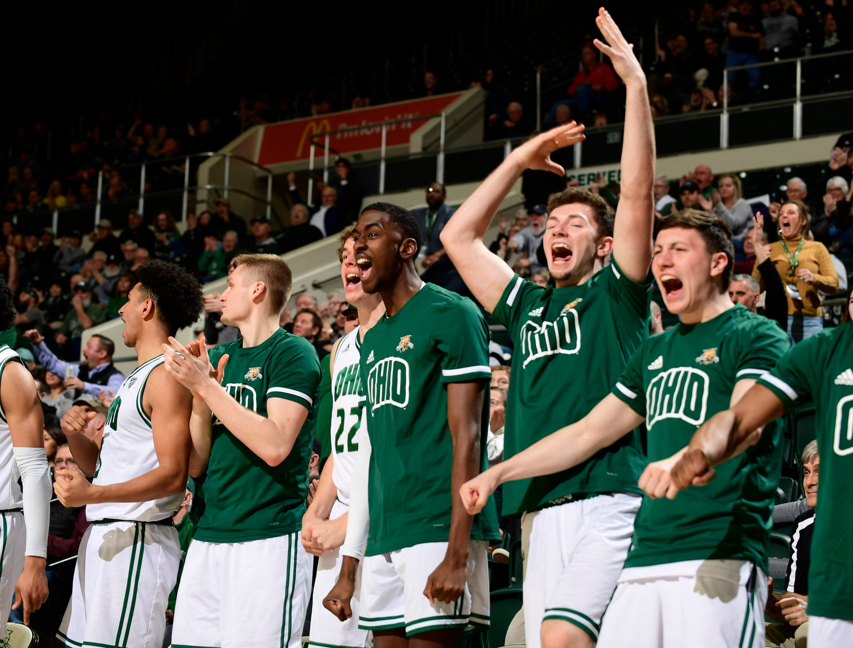 Ohio Men's Basketball Road Game at Akron to Air on CBS Sports Network