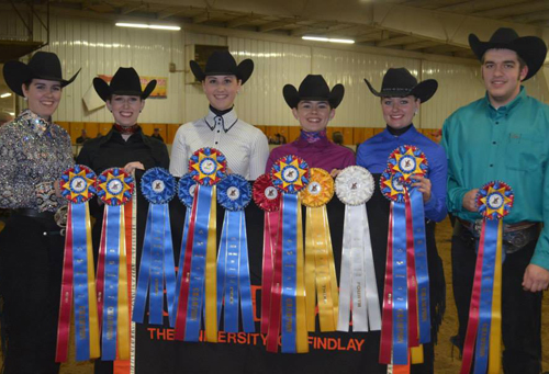 Western Equestrian Wins Semis, Heads to Nationals