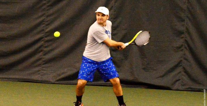 Men's Tennis opens NACC Tournament with victory over Concordia Chicago